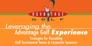 Advantage Golf eBooklet for Golf Tournament Planning