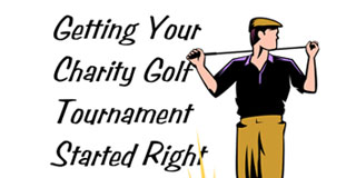 Getting Your Golf Tournament Started Right - Golf Tournament Planning