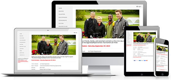 Golf Tournament Management Software