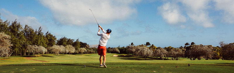 Golf Fundraising Ideas: On the Course