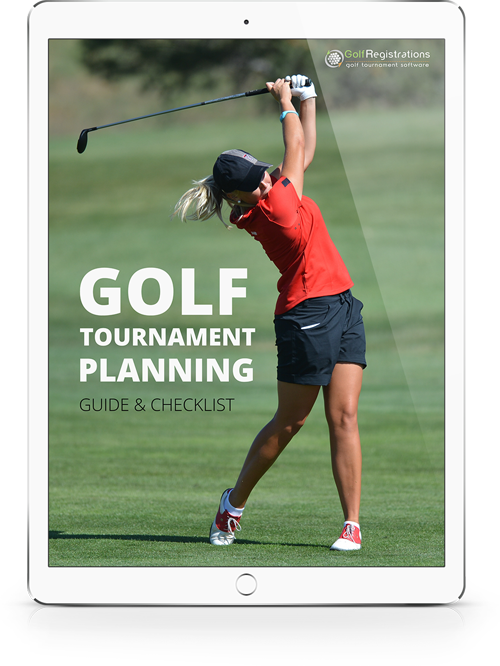 Golf Tournament Planning Guide & Checklist for Charity Events