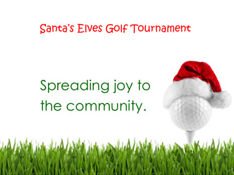 Santa's Elves Golf Tournament