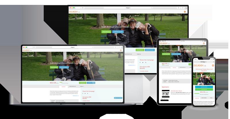 Golf Marathon Software