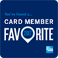 Card Member Favorite